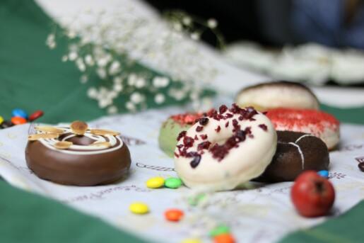 pączki słodkości